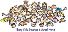 clip art  Every child deserves a school nurse